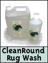 CleanRound Fragranced Horse Rug Wash
