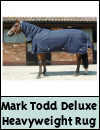 Mark Todd Deluxe Heavyweight Stable Combo Rug