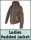 Mark Todd Ladies Padded Jacket