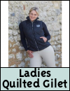 Mark Todd Ladies Quilted Gilet