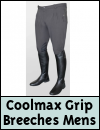 Mark Todd Coolmax Grip Breeches Male