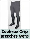 Mark Todd Coolmax Grip Breeches Male