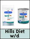 Hills Prescription Diet w/d Dog Food