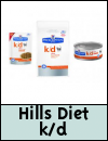 Hills Prescription Diet k/d Cat Food