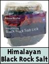Hilton Herbs Black Himalayan Rock Salt