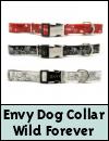 Envy Wild Forever Dog Collar