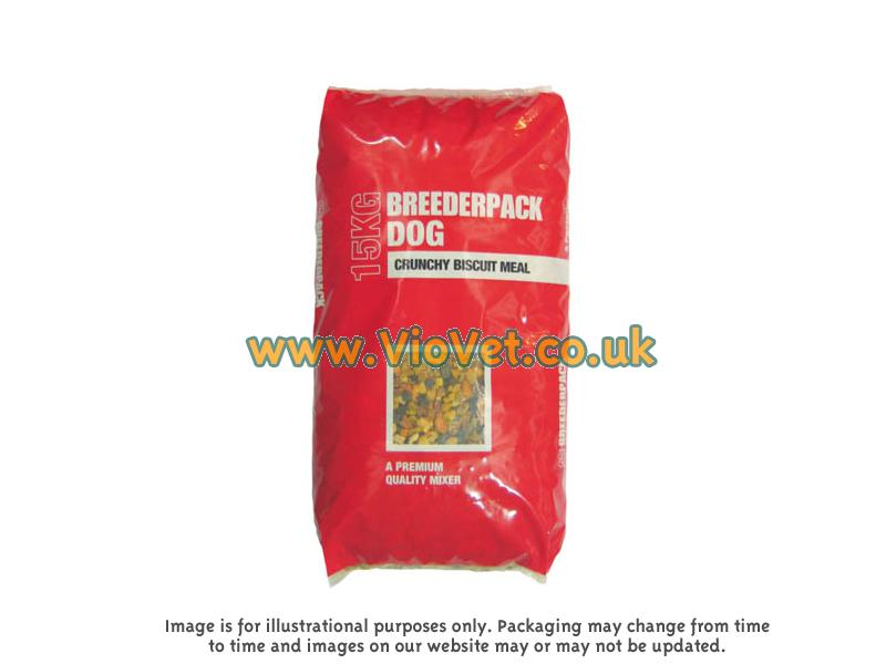 Crunchy Biscuit Meal Dry » 15kg Bag