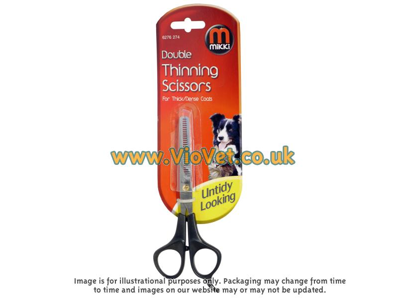 Double Thinning Scissors