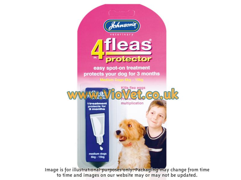 Dogs 15-30kg (Large) » 1 Pipette