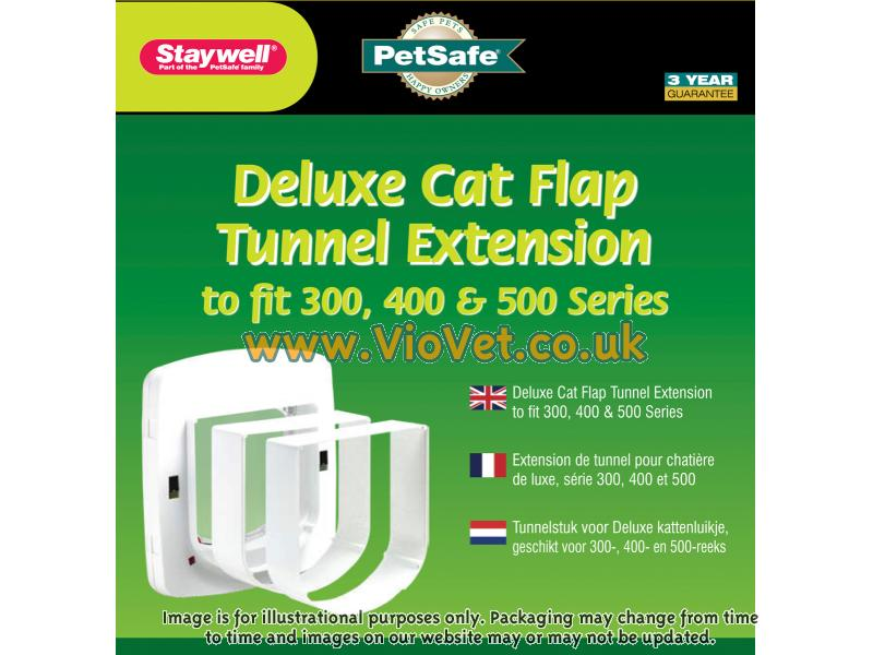 Tunnel Extension (New Size Doors) » White