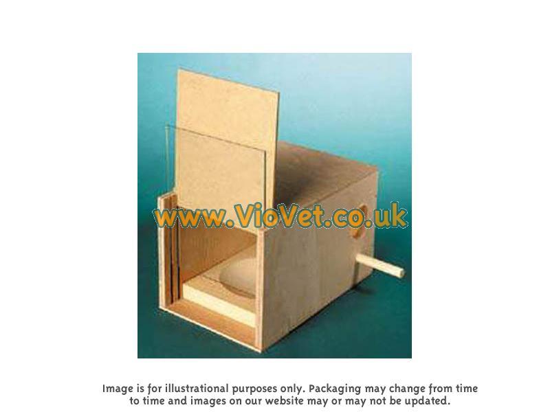Budgie Nesting Box Size Concave Budgie Nest Box
