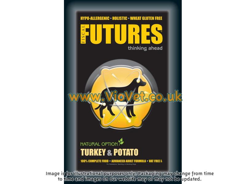 Adult Turkey & Potato Dry » 3kg Dry