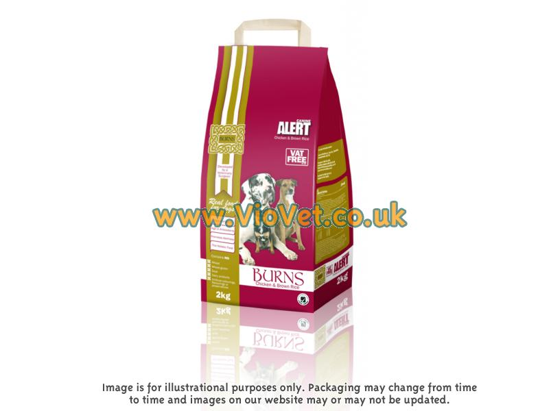 Chicken & Brown Rice Dry » 2kg Bag