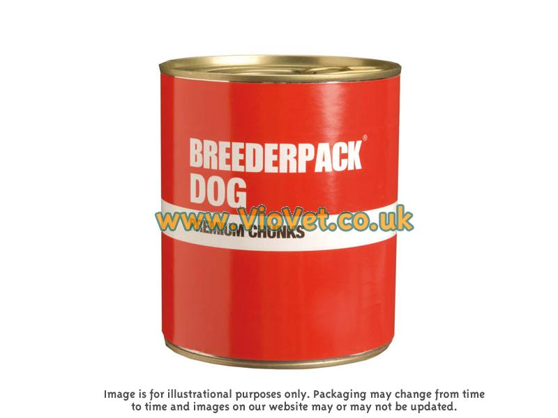 Breeder Pack Premium Chunks Wet » 800g Can