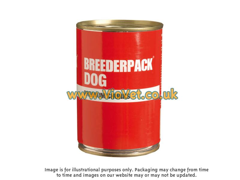 Breeder Pack Premium Chunks Wet » 12 x 400g Cans