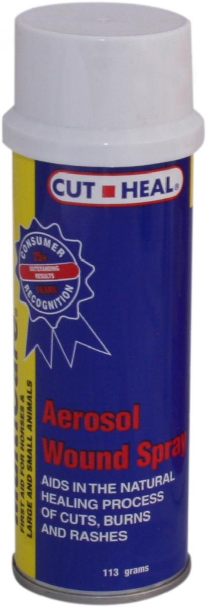 Aerosol Wound Spray » 113g Bottle