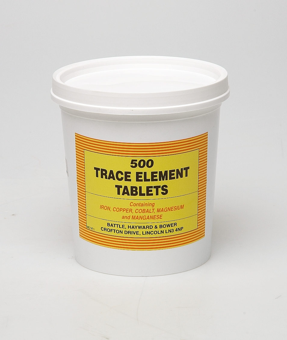 500 Tablets
