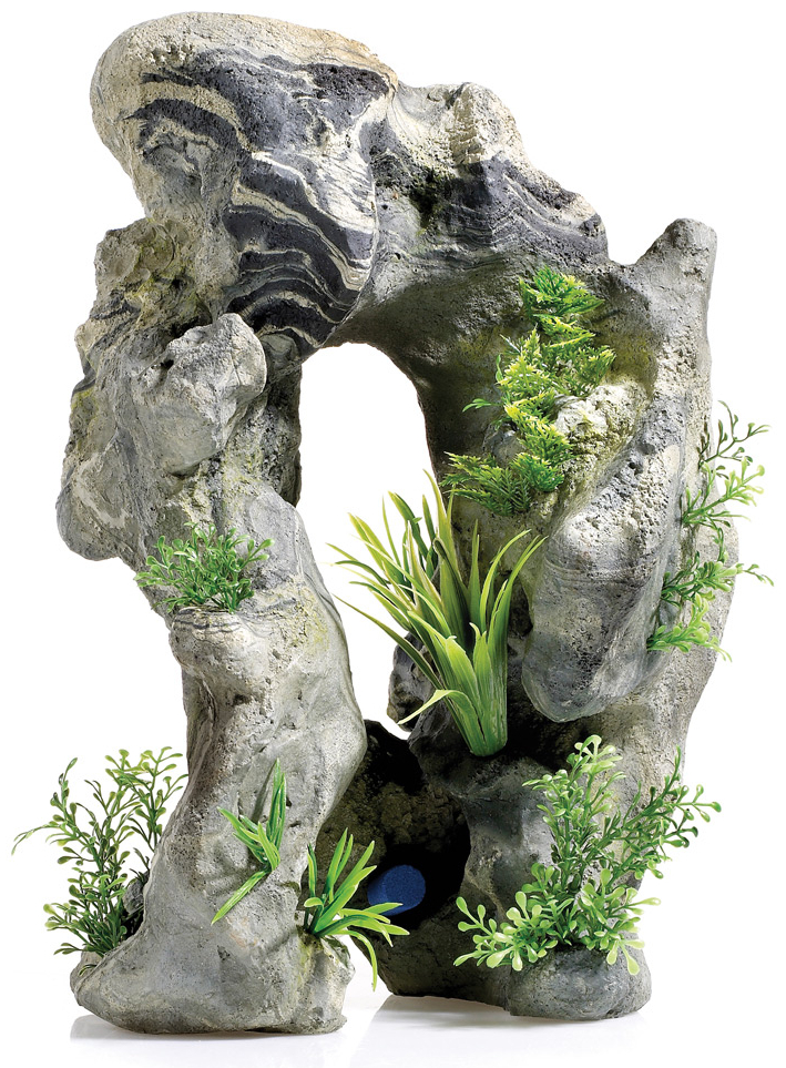 Rocky Arch Garden With Air » 35cm
