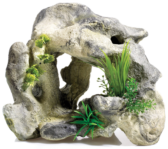 Rocky Cave Garden With Air » 29cm