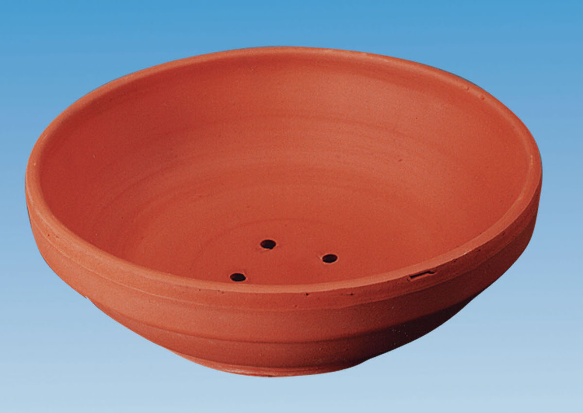Vented Clay Nestbowl