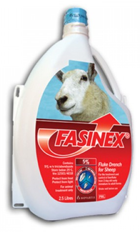5% for Sheep » 2.2 litre bottle
