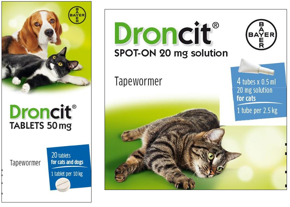 Tablets for Cats or Dogs » Pack of 20 Tablets