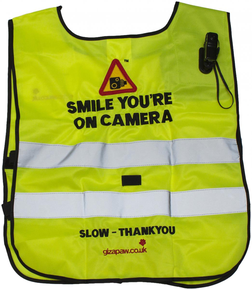 Tabard » Smile You're On Camera » Small/Medium