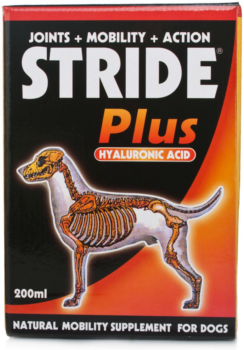 Stride Plus Liquid » 200ml Bottle