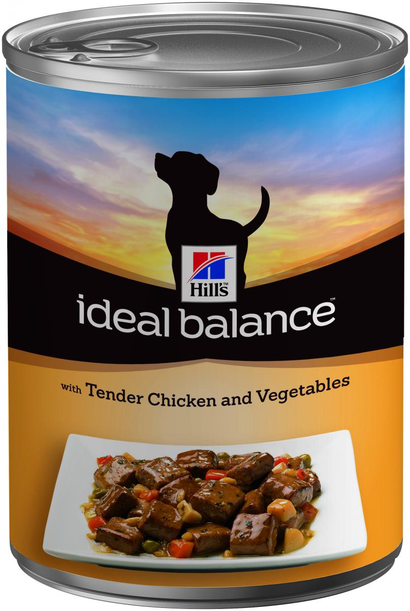 Tender Chicken & Vegetables » 12 x 363g Cans