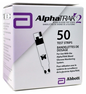 Test Strips (Pack of 50)