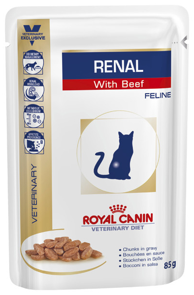 Renal Prescription Wet Cat Food