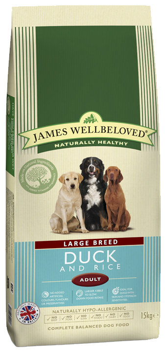 Large Breed Dry » 15kg Bag