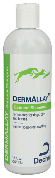 Oatmeal Shampoo » 230ml Bottle