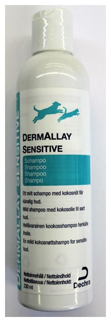 Sensitive Shampoo » 230ml Bottle