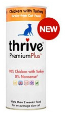Chicken & Turkey Dry » 800g Tube