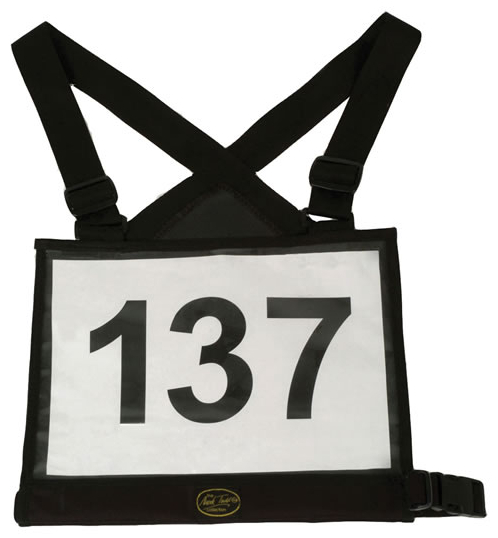 Competition Bib