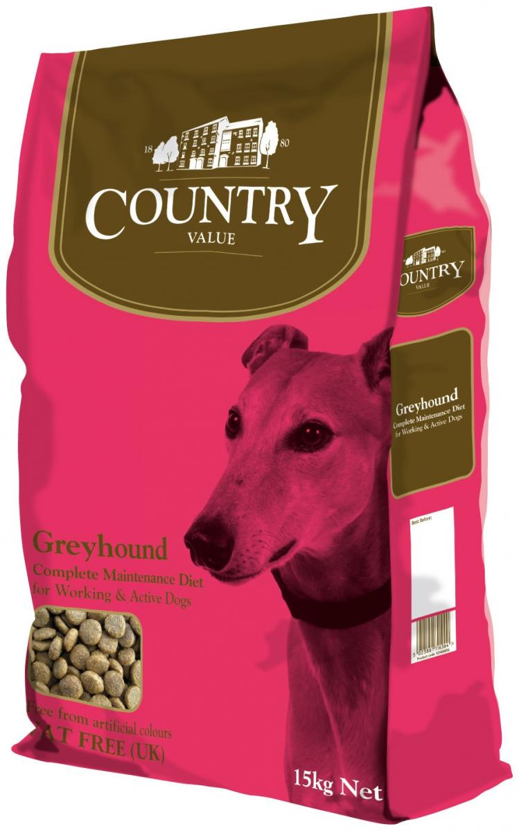 Greyhound Dry » 15kg Bag
