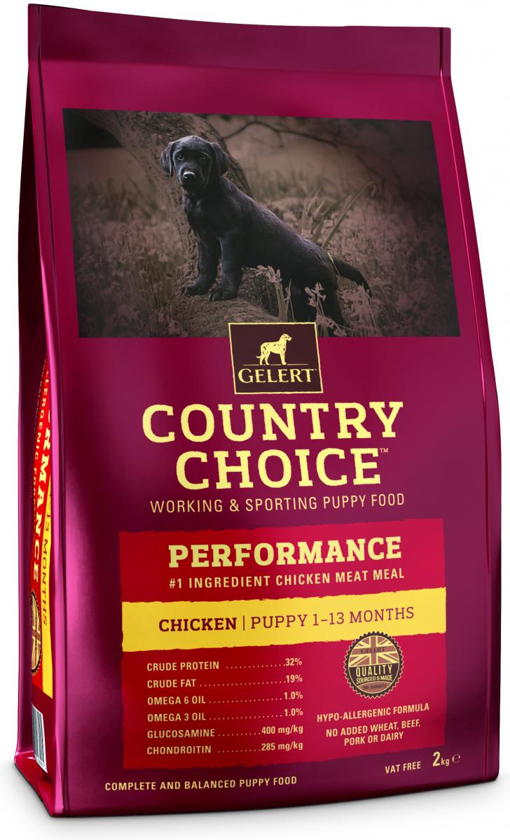 Puppy Chicken Dry » 2kg Bag
