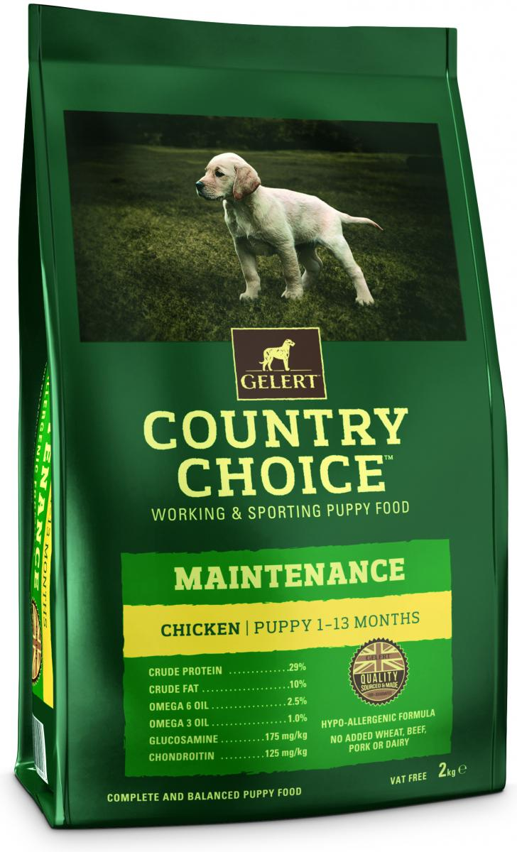 Puppy Chicken Dry » 12kg Bag