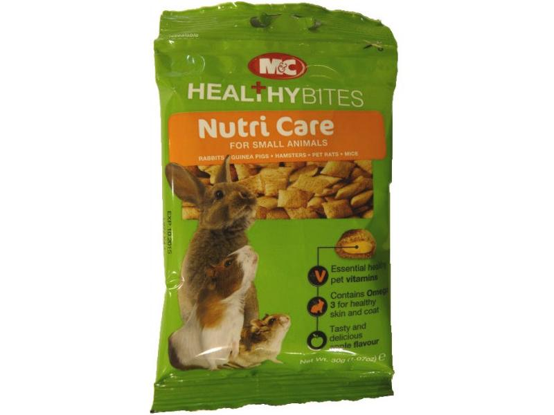 Nutri-Care Treats » 30g Bag