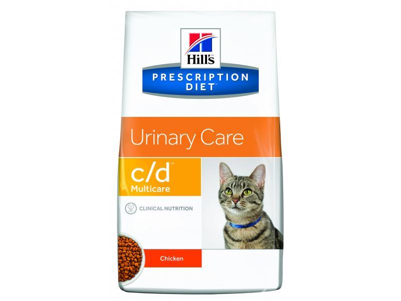 Hills prescription diet c d cat food coupons