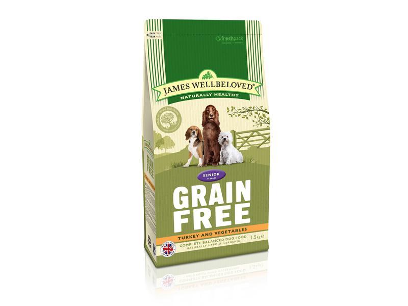 Harringtons Grain Free Complete Dry Dog Food