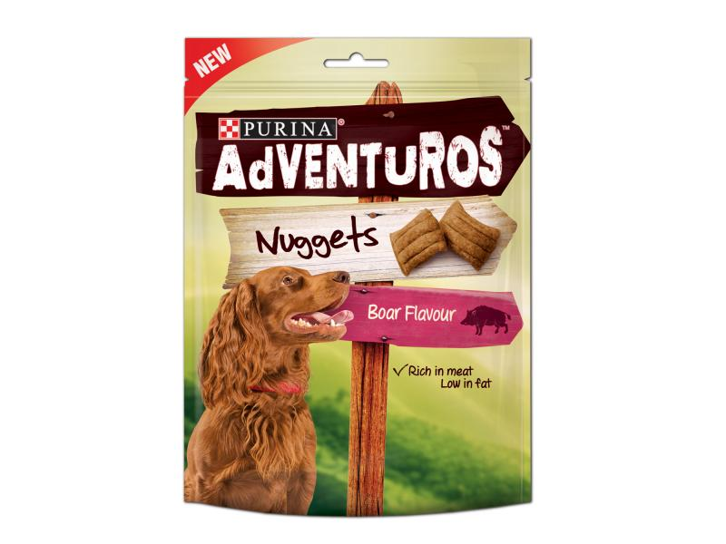 Nuggets » Boar Flavour » 90g Bag