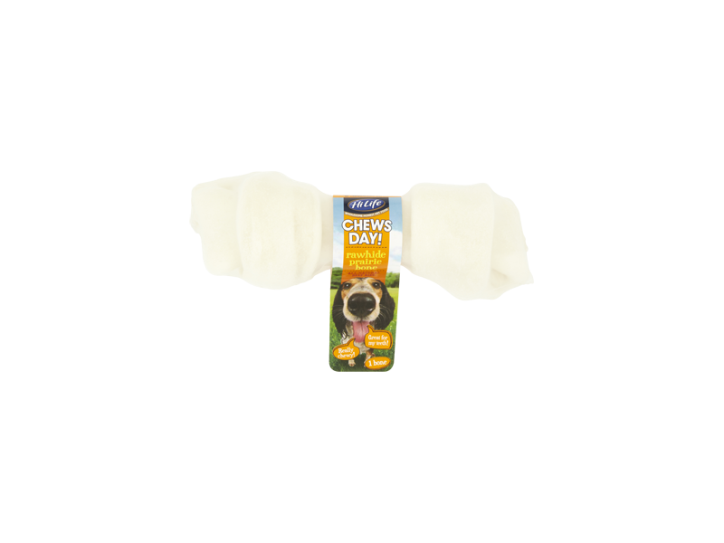 Rawhide Prairie Bone » Single Bone