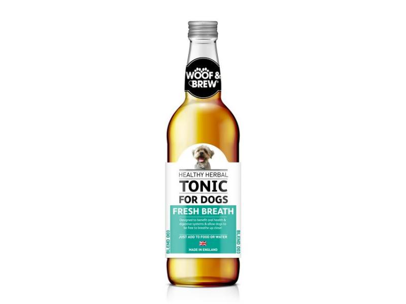 Skin and Coat Herbal Tonic » 330ml bottle