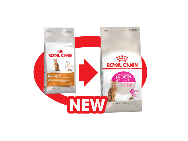 Royal Canin Diets Health Nutrition Exigent Protein