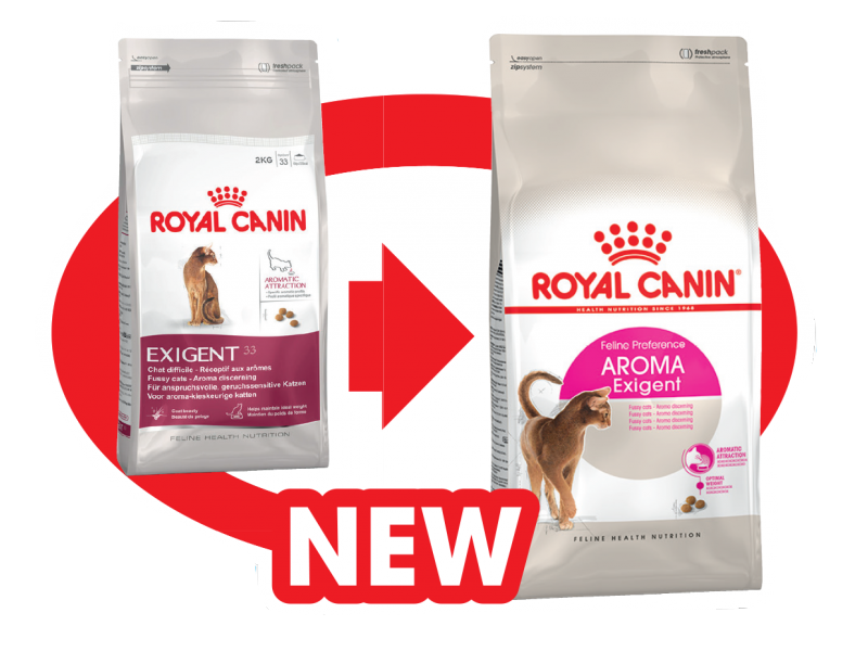royal canin feline preference aroma exigent cat food. Black Bedroom Furniture Sets. Home Design Ideas