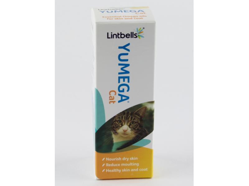 Yumega Cat » 50ml Bottle
