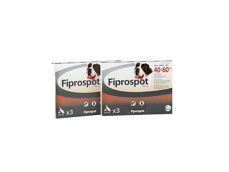 Dog Extra Large (40-60kg) » Pack Of 3 Pipettes