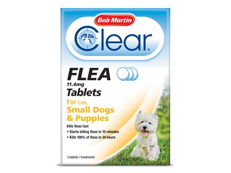 Small Dogs, Puppies & Cats » 3 Tablets